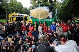 2010-09-30 S21-Demo, schwarzer Donnerstag1