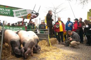 2011-03-17 Kundgebung gegen Gentechnik in Landwirtschaft, Stuttgart2