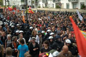 2012-05-19 Blockupydemo, Frankfurt