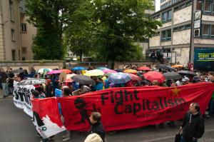 2013-06-01 Blockupydemo, Frankfurt1