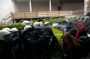 2013-10-12 Demo gegen Naziaufmarsch, Göppingen